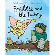 Julia Donaldson: Freddie and the Fairy (Paperback)