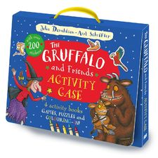 The Gruffalo: The Gruffalo and Friends Activity Case