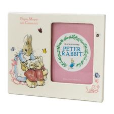 Flopsy, Mopsy and Cottontail: Flopsy, Mopsy and Cotton Tail Photo Frame