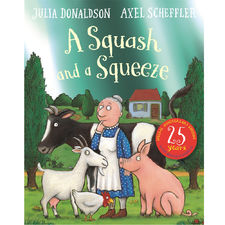 Donaldson and Scheffler: A Squash and a Squeeze 25th Anniversary Edition