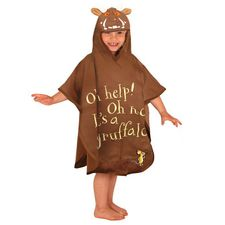 The Gruffalo: Gruffalo Poncho Towel