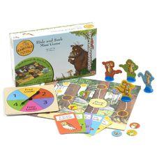 The Gruffalo: The Gruffalo Hide and Seek Mini Game