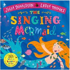 Julia Donaldson: The Singing Mermaid