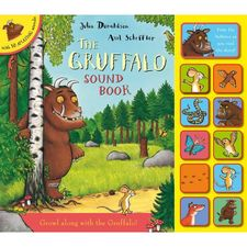 Julia Donaldson: The Gruffalo Sound Book (Hardback)
