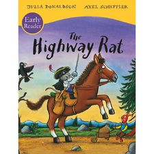 Donaldson and Scheffler: The Highway Rat - Early Reader (Paperback)