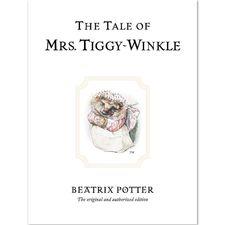 Mrs Tiggy-winkle: The Tale of Mrs Tiggy-winkle (Hardback)