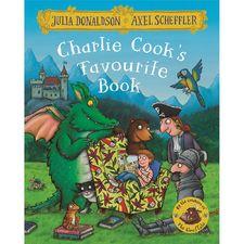 Donaldson and Scheffler: Charlie Cook's Favourite Book (Paperback)