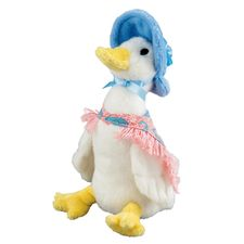 Jemima Puddle-duck: Jemima Puddle-Duck 16cm Soft Toy (Small)