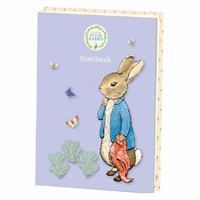 Peter Rabbit: Peter Rabbit Cream A6 Notebook