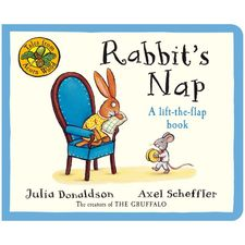 Donaldson and Scheffler: Tales From Acorn Wood: Rabbit's Nap (Board Book)
