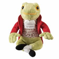 Mr. Jeremy Fisher: Mr. Jeremy Fisher 22cm Soft Toy (Medium)