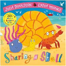 Julia Donaldson: Sharing a Shell