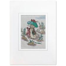 Benjamin Bunny: Benjamin Bunny Woven Card