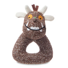 The Gruffalo: Gruffalo Baby Ring Rattle