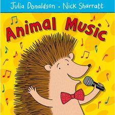 Julia Donaldson: Animal Music (Paperback)