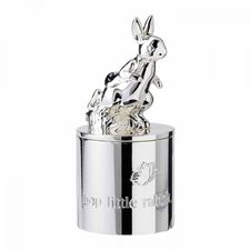 Peter Rabbit: Peter Rabbit Silver-Plated First Tooth/Curl Box