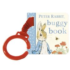 Peter Rabbit: Buggy Book (Board Book)