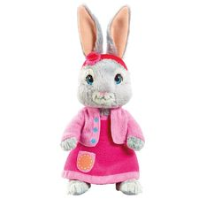 Peter Rabbit: Peter Rabbit Animation: Lily Bobtail Soft Toy