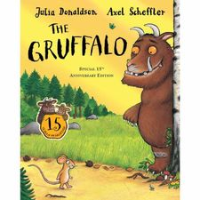 The Gruffalo: The Gruffalo 15th Anniversary Edition (Paperback)