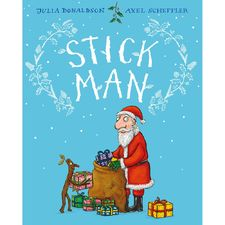 Donaldson and Scheffler: Stick Man Gift Edition (Hardback)