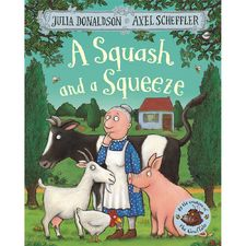 Donaldson and Scheffler: A Squash and a Squeeze (Paperback)