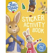 Peter Rabbit: Peter Rabbit Animation: Sticker Activity Book (Paperback)