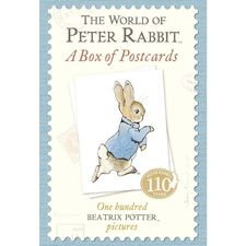Peter Rabbit: The World of Peter Rabbit - A Box of Postcards