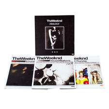 The Weeknd: TRILOGY VINYL BOX SET 5-YEAR ANNIVERSARY EDITION