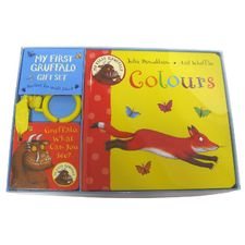 Donaldson and Scheffler: My First Gruffalo Gift Set