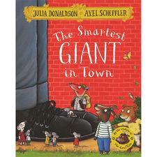 Donaldson and Scheffler: The Smartest Giant in Town (Paperback)