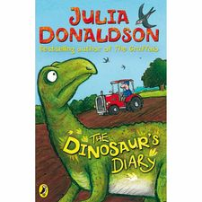 Donaldson and Scheffler: The Dinosaur's Diary (Paperback)