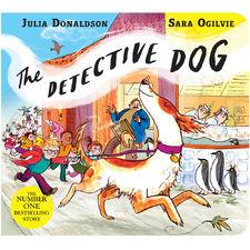 Julia Donaldson: The Detective Dog (Board Book Edition)