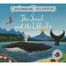 Donaldson and Scheffler: The Snail and the Whale (Paperback)