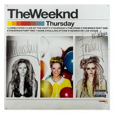 The Weeknd: Thursday LP