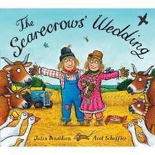 Donaldson and Scheffler: The Scarecrows' Wedding (Paperback)