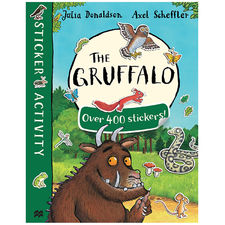 The Gruffalo: The Gruffalo Sticker Book