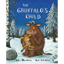 The Gruffalo: The Gruffalo's Child (Hardback)