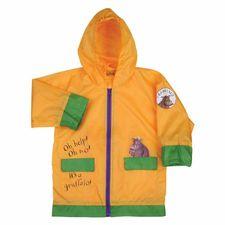 The Gruffalo: Gruffalo Pack-away Rain Mac Coat *limited stock*