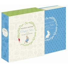 Peter Rabbit: Beatrix Potter The Complete Tales Deluxe Edition (Hardback)
