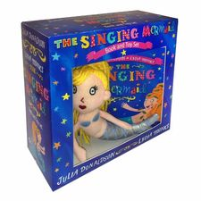 Julia Donaldson: The Singing Mermaid (Book and Toy Set)