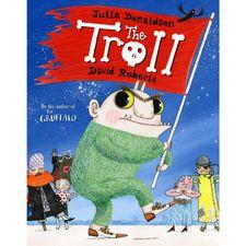 Julia Donaldson: The Troll (Paperback)