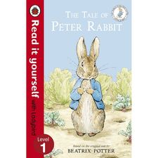 Peter Rabbit: The Tale of Peter Rabbit - Read it yourself with Ladybird (Hardback)
