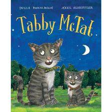 Tabby McTat: Tabby McTat (Hardback)