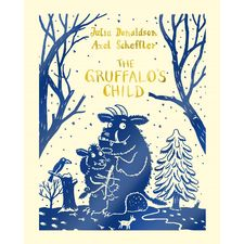 The Gruffalo: The Gruffalo's Child Mini Gift Edition (Hardback)