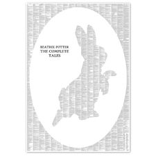 Peter Rabbit: The Complete Peter Rabbit and Friends Silhouette Poster