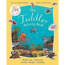 Tiddler: Tiddler Activity Book (Paperback)