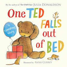 Julia Donaldson: One Ted Falls Out of Bed (Board Book)