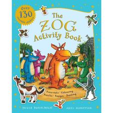 Zog: Zog Activity Book (Paperback)