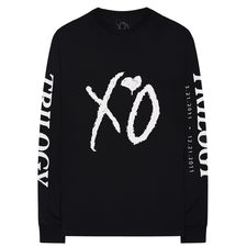 The Weeknd: TRILOGY 5-YEAR ANNIVERSARY LONGLSEEVE