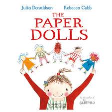 The Gruffalo: The Paper Dolls